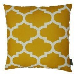 Cambridge Gold Cushion Cover