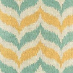 Aurora Chevron Cushion Cover Close Up SC58