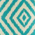 Aurora Teal Cushion Cover Close Up SC57