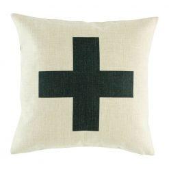 Cora Cross Cushion Cover SC247