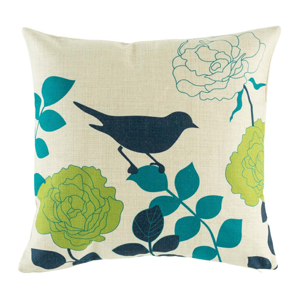 Buy Dendy Finch Cushion Cover Online Simply Cushoins