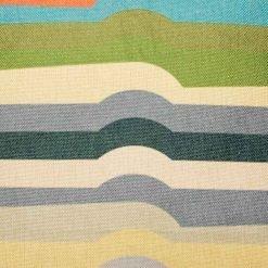 Phoenix Stripe Cushion Cover Close Up SC188