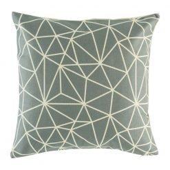 Reba Grey Illusions Cushion Cover SC243