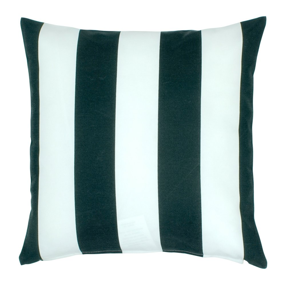 Buy Amalfi Black Outdoor Cushion Cover Online Simply Cushions