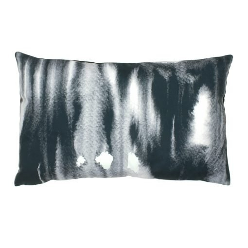 Minimalism inspired 45x45cm rectangular velvet cushion cover