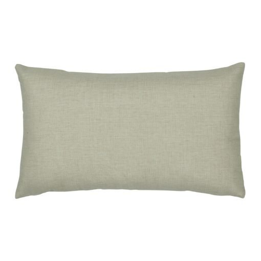 30x50cm rectangle cushion cover in linen