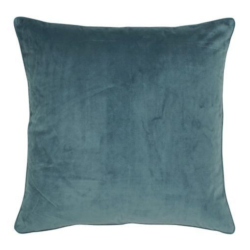 Large 55x55cm blue grey outdoor cushion