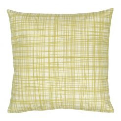45x45cm Beige Square Cushion Cover