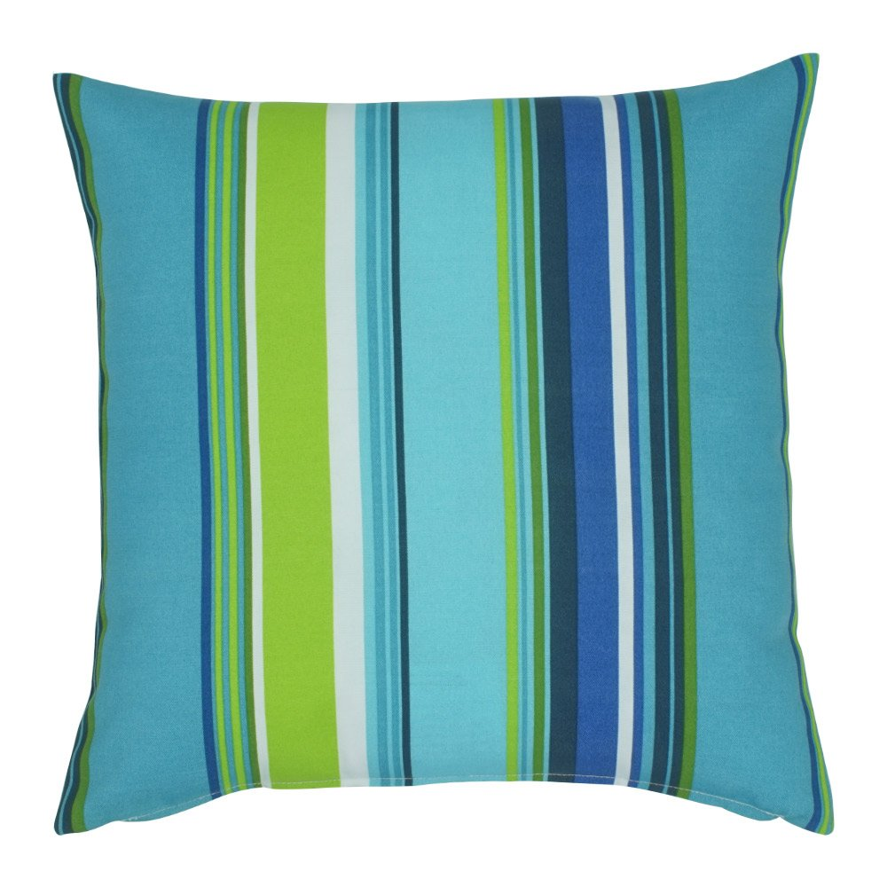 Buy hackney stripe outdoor cushion cover online simply for Outdoor cushion covers