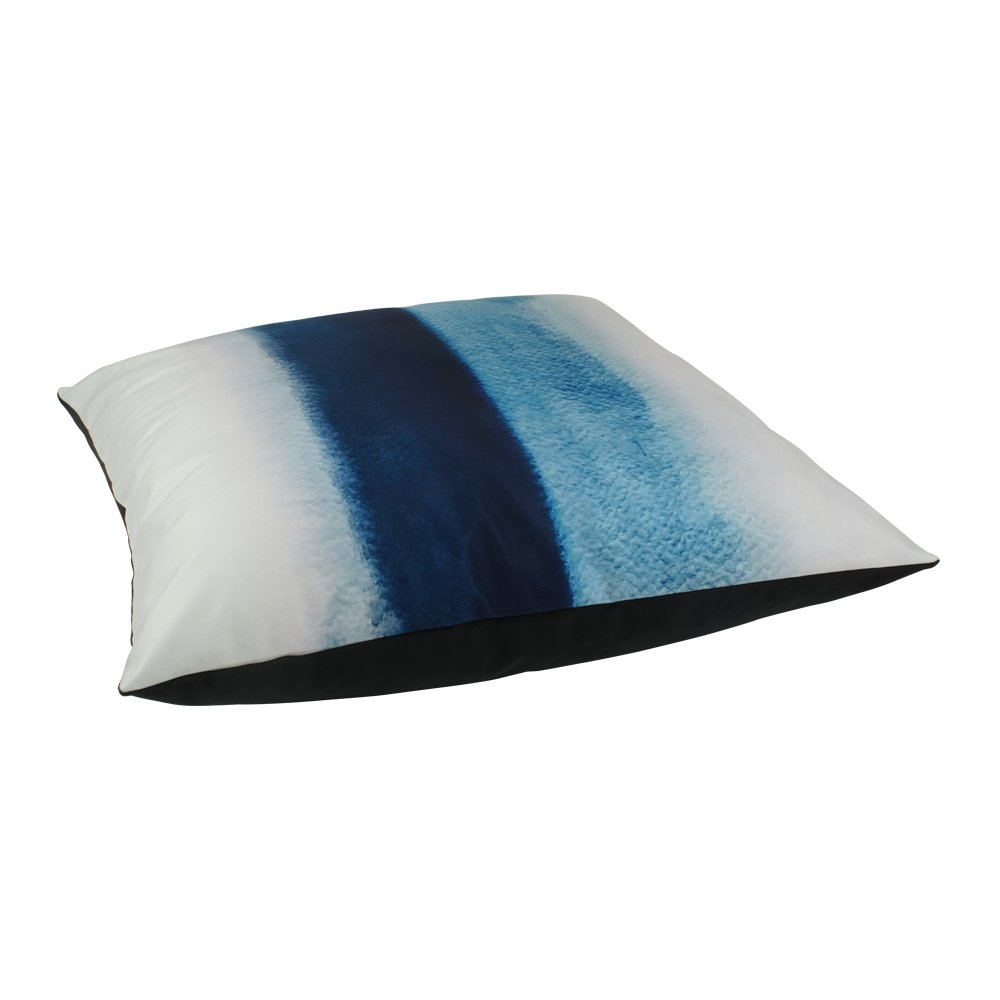Large Floor Pillow Inserts : Buy Lola Stripe Floor Cushion Cover Online Simply Cushions