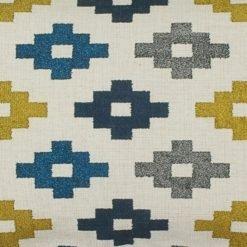 Closeup Image of Diamond Rectangular Cushion Cover 30x50cm