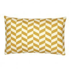 Gold Rectangular Cushion Cover 30x50cm