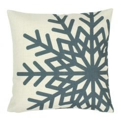 Colour Navy Square Cushion Cover 45x45cm
