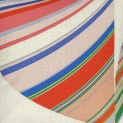 CLoseup Image of Square Multi Colour Splendour Cushion Cover 45x45cm