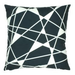 45x45cm velvet cushion cover with monochromatic colors