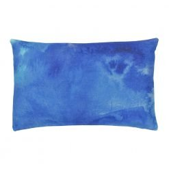 Blue Rectangular Cushion Cover 30x50cm