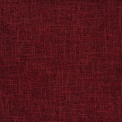 Close up of dark deep red cushion cover