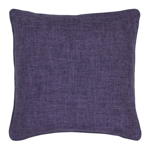 45x45cm cushion cover in purple colour