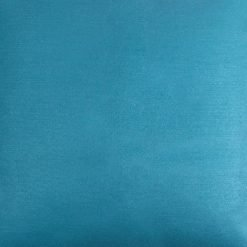 Close up of cushion cover in ocean blue colour
