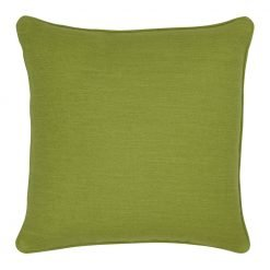 45x45cm cushion cover in olive colour