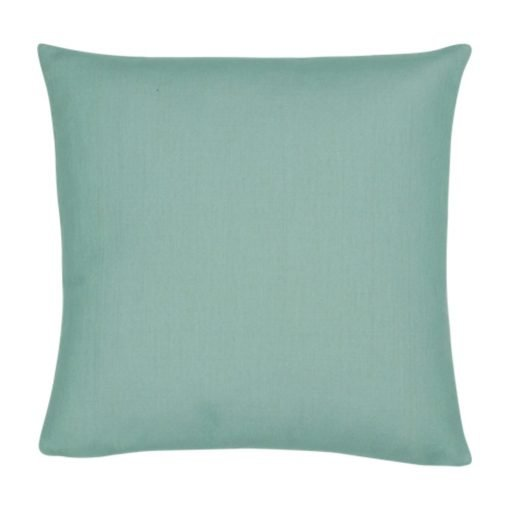 Photo of 45x45cm cushion in teal colour